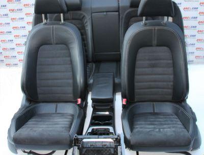 Interior (anglia) din piele si alcantara VW Passat CC 2008-2016