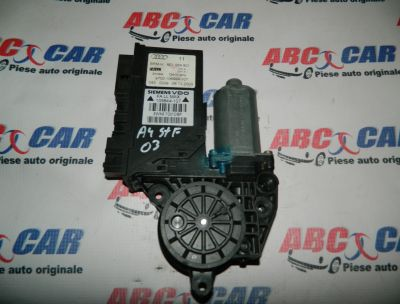 Motoras macara geam usa stanga fata Audi A4 B6 8E 2000-2005 Cod: 8E1959801