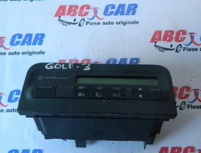 Panou climatronic VW Golf 3 1991-1998 1H0907044A