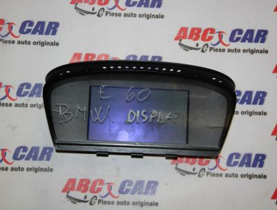Display bord BMW seria 5 E60/E61 2005-2010 6582-6938109