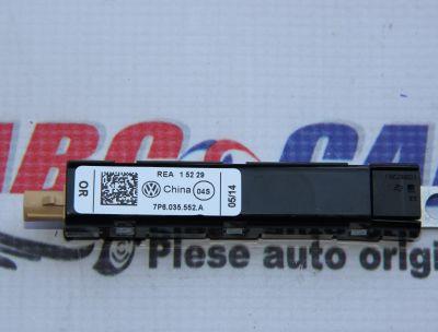 Amplificator antena VW Touareg (7P) 2010-2018 7P6035552A
