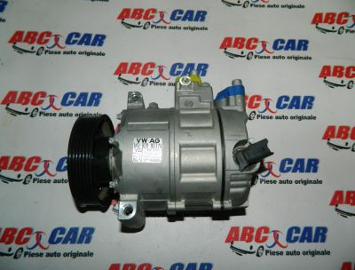 Compresor clima VW Golf 5 2005-2009 1.9 TDI 1K0820803N
