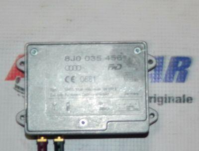 Amplificator telefon Audi A8 D3 4E 2003-2009 8J0035456