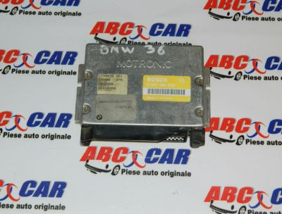Calculator motor BMW Seria 3 E36 1993-2000 1.6 Benzina 1739038 001
