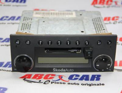 Radio Skoda Fabia 1 (6Y) 2000-2007 6Y0035152