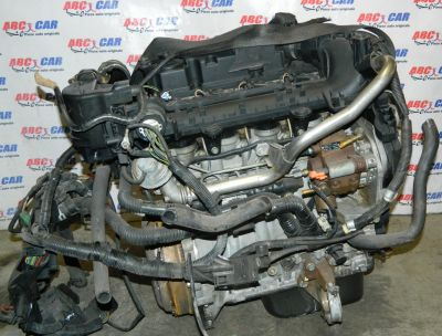 Rampa injectoare Ford Fiesta 5 2002-2008 1.4 TDCI cod: 9642503380