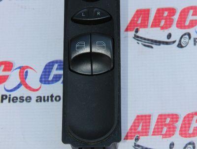 Butoane comenzi geamuri electrice (stanga) si reglaj oglinzi Mercedes Sprinter 2006-In prezent A9065451213