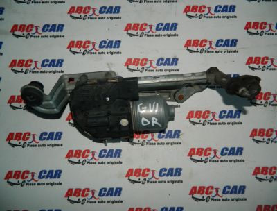 Motoras ansamblu stergatoare VW Golf 6 2009-2013 Cod: 5M0955120E