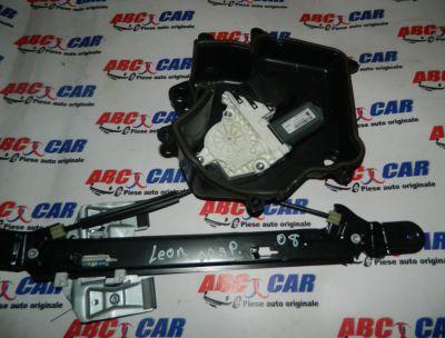 Motoras cu macara usa dreapta spate Seat Leon 1P1 2006-2012 Cod: 1K0959704N