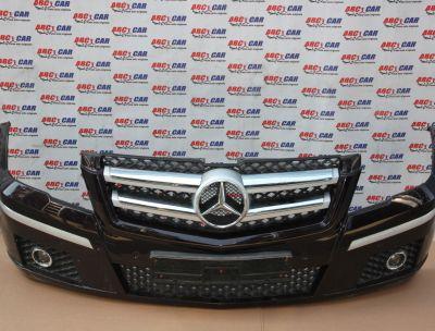 Bara fata completa+grila model cu senzori (6), proiectoare Mercedes GLK-Class (X204) 2008-2014