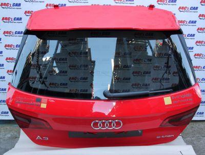 Haion cu luneta Audi A3 8V 2012-In prezent Sportback