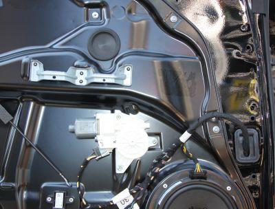 Motoras macarausa stanga spate Mercedes R-Class W251 2006-2017A1669060501
