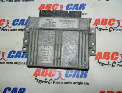 Calculator motor Peugeot 206 1999-2010 1.4 B 9655004480