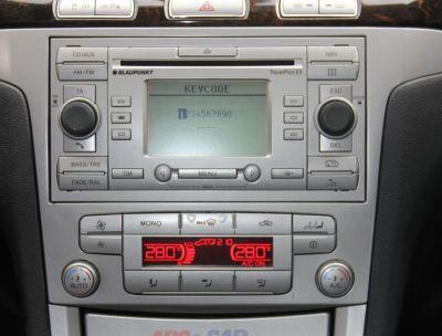 Panou climatronicFord Galaxy 2006-2010