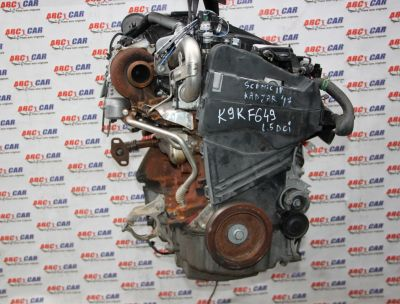 Racitor gaze Renault Scenic 42016-prezent 1.5 DCI 147357324R