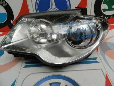 Far stanga cu Xenon VW Touran facelift 2010-2015
