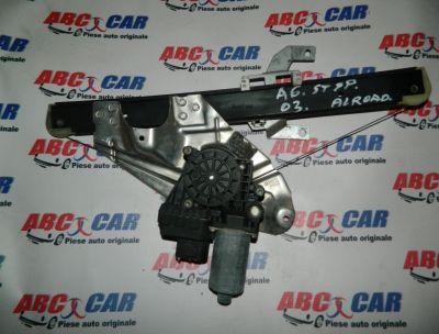 Macara usa stanga spate electrica Audi A6 4B C5 1997-2004 Allroad Cod: 4B0839397C