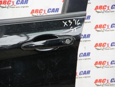 Maner exterior usa stanga fata BMW X3 F25 LCI 2014-2017