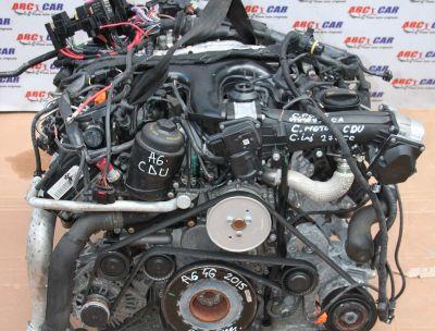 Motor Audi A6 4G C7 2011-2016 60000 km 3.0 TDI V6 Cod motor: CDU