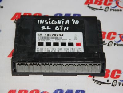 Calculator motor Opel Insignia A 2008-2016 2.0 DTH 13578704