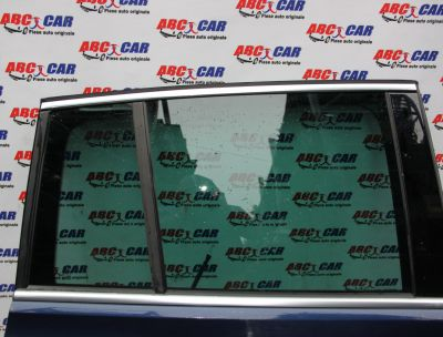 Geam mobil usa dreapta spate VW Tiguan (5N) model 2014