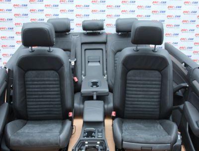 Interior electric (ergoComfort) din piele si alcantaraVW Passat B8 limuzina 2015-prezent