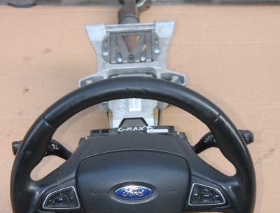 Volan din piele cu comenzi Ford C-max 2 2010-2019