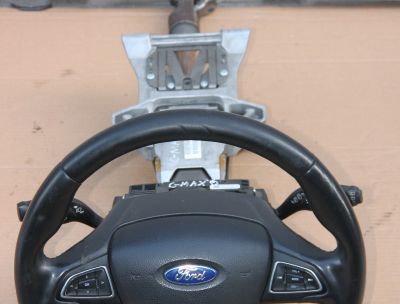 Volan din piele cu comenzi Ford C-max 2 2010-prezent