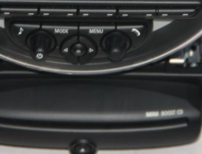 RadioCD Mini Clubman R55 2007-2014 65123457154-01