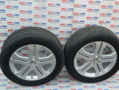 Janta aliaj cu anvelopa de vara 255/50 R19 Mercedes ML-Class W164 2006-2011 facelift A1644014802
