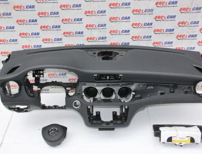 Plansa bord cu airbag sofer si pasager Mercedes CLA-Class C117 2013-2019