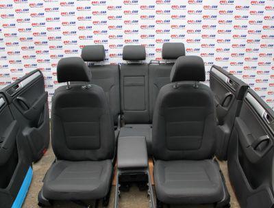 Interior textil complet (ENG) VW Touareg (7P) 2010-2018