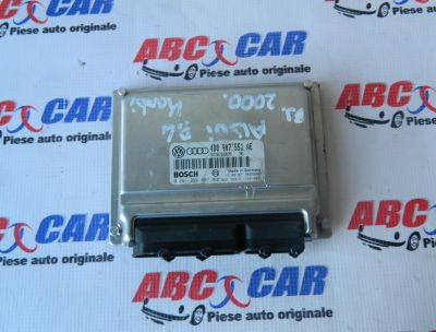Calculator motor Audi A4 B5 1995-2000 2.8 V6 4D0907551AE