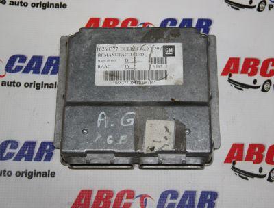 Calculator motor Opel Astra G 1999-2005 1.6 Benzina 6237797