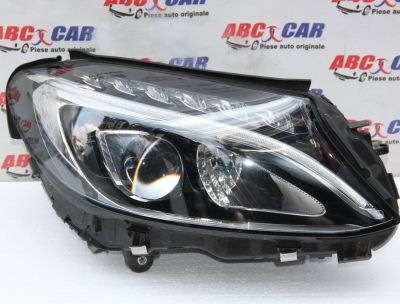 Far dreapta Full LED Mercedes C-Class W205 2014-2019 A2059062604