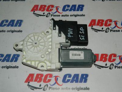 Motoras macara usa stanga spate VW Passat B6 2005-2010 Cod: 3C9959703
