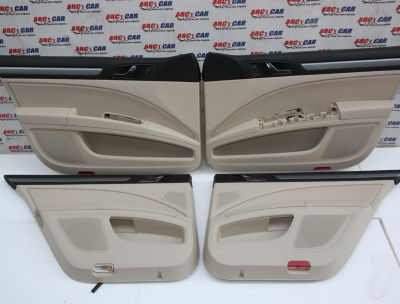 Set tapiterii usi Skoda Superb 2 (3T4) 2008-2015