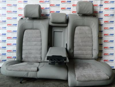 Bancheta spate piele + alcantara VW Passat B6 variant 2005-2010