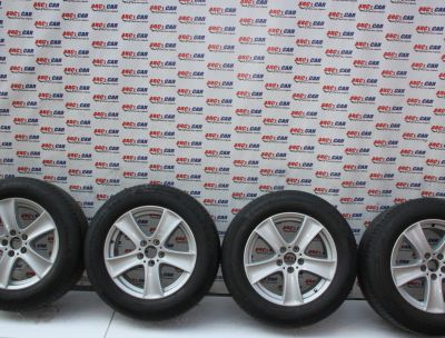 Set jante aliaj R18 BMW X5 E70 2006-2013, 5x120. 8Jx18EH2T, IS46 cod: 6770200