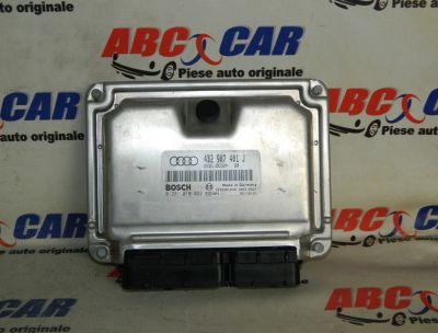 Calculator motor Audi A6 4B C5 2.5 TDI AKE 4B2907401J