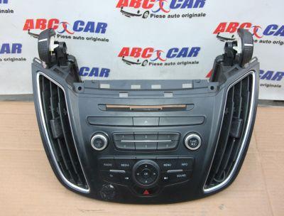 Panou comenzi multimedia Ford C-max 2 2010-prezentF1ET-18K811-AD