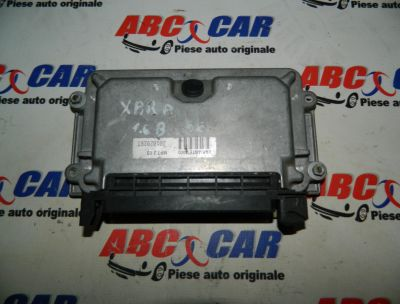 Calculator motor Citroen Xsara 2000-2005 1.6 B 9632693880