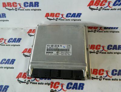 Calculator motor Mercedes Vaneo W414 2001-2005 1.7 CDI A6681530679