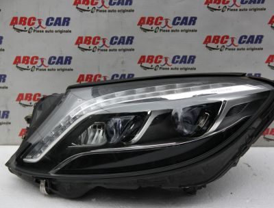 Far stanga full LED Mercede S-Class W222 2014-2017 A2229060702