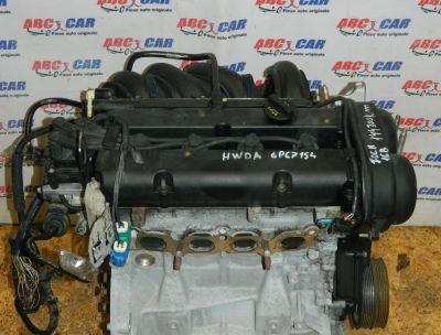 Motor Ford Focus 2 2005-2011 1.6 benzina, 144300 km Cod: HWDA