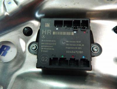Modul control usa dreapta spate Mercedes E-Class W212 2010-2015 A2128204085