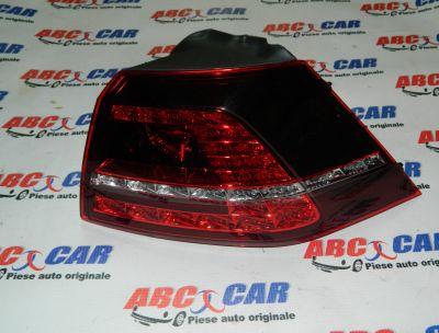 Stop dreapta caroserie cu led VW Golf 7 hatchback 2014-In prezent