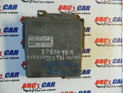 Calculator motor Mercedes Sprinter 2.9 CDI A0275455132