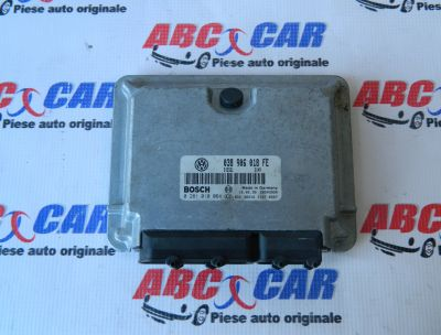 Calculator motor VW Passat B5 1999-2005 1.9 TDI AFN Cod: 038906018FE