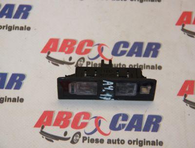 Lampa numar inmatriculare Audi A4 B9 8W 2015-In prezent 8W6943021